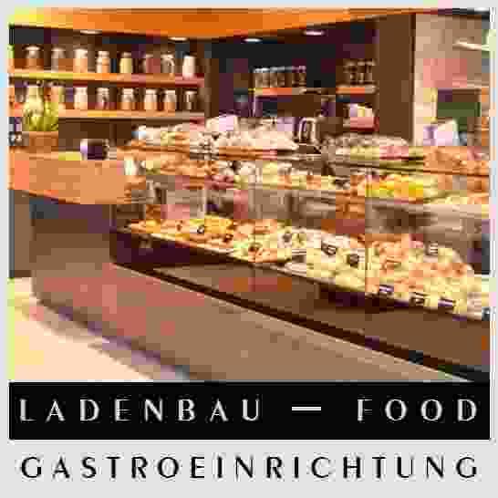 GRIMM<br>Ladenbau-Food / Gastroeinrichtung